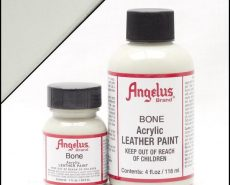 bone leather paint