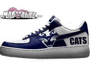 custom nike geelong cats