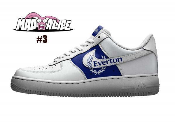 everton custom shoes