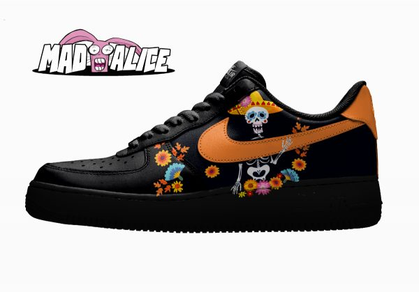 party ciustom painted nike