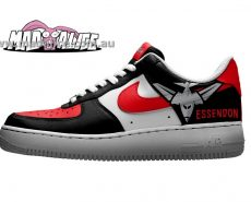 hand painted shoes afl