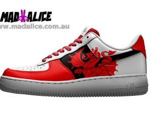stgeorge_custom painted shoes