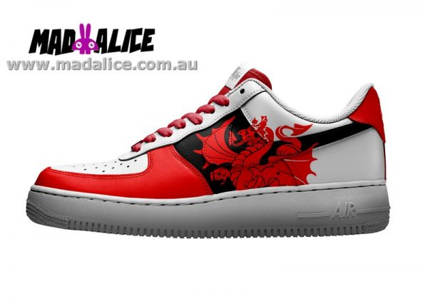 stgeorge_custom painted shoes