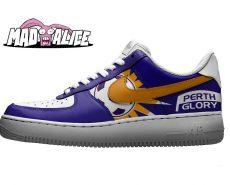 perth glory custom shoes