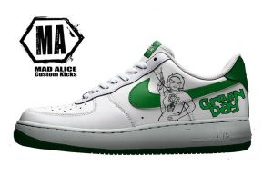 greenday custom sneakers