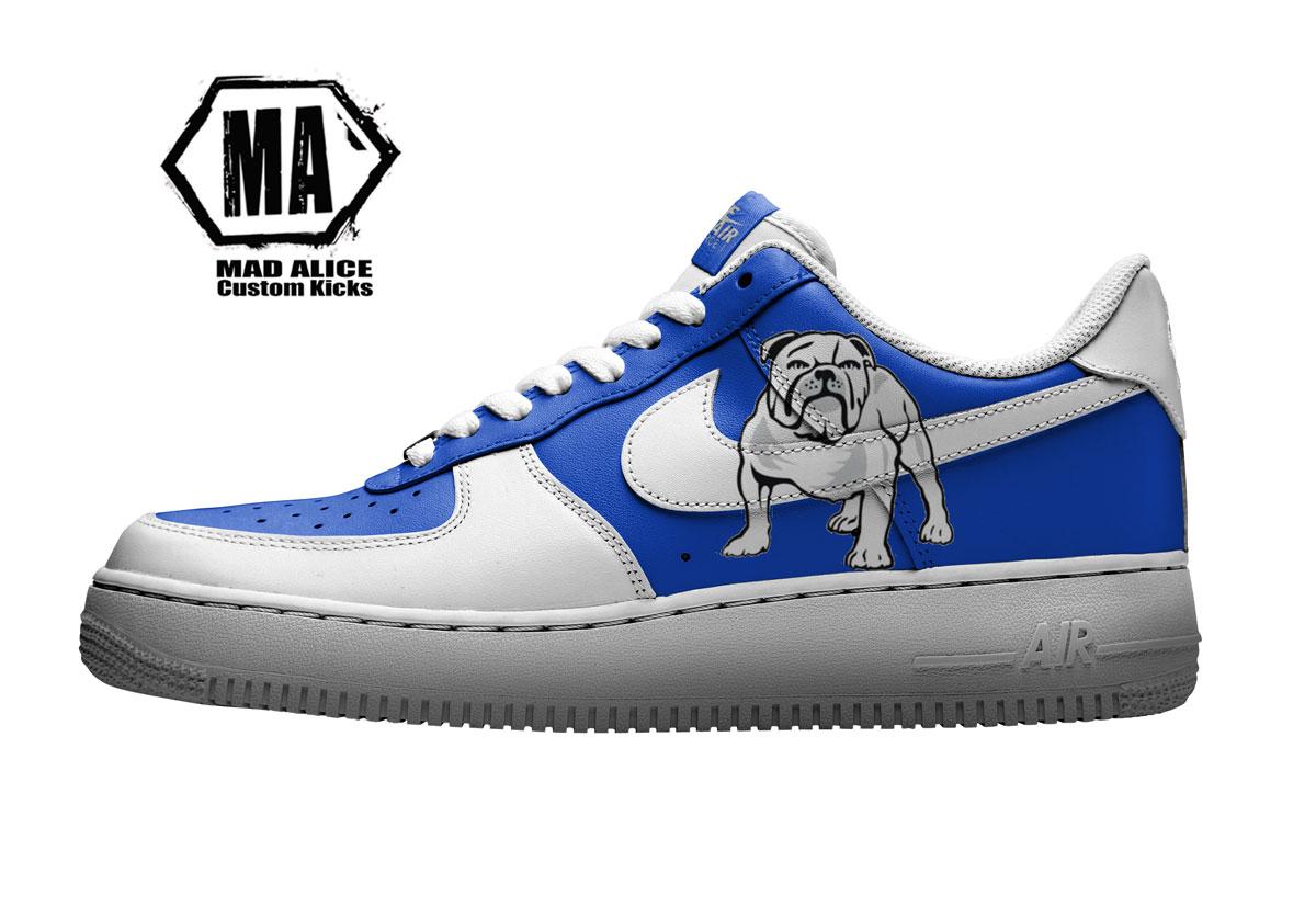 bulldogs nrl shoes
