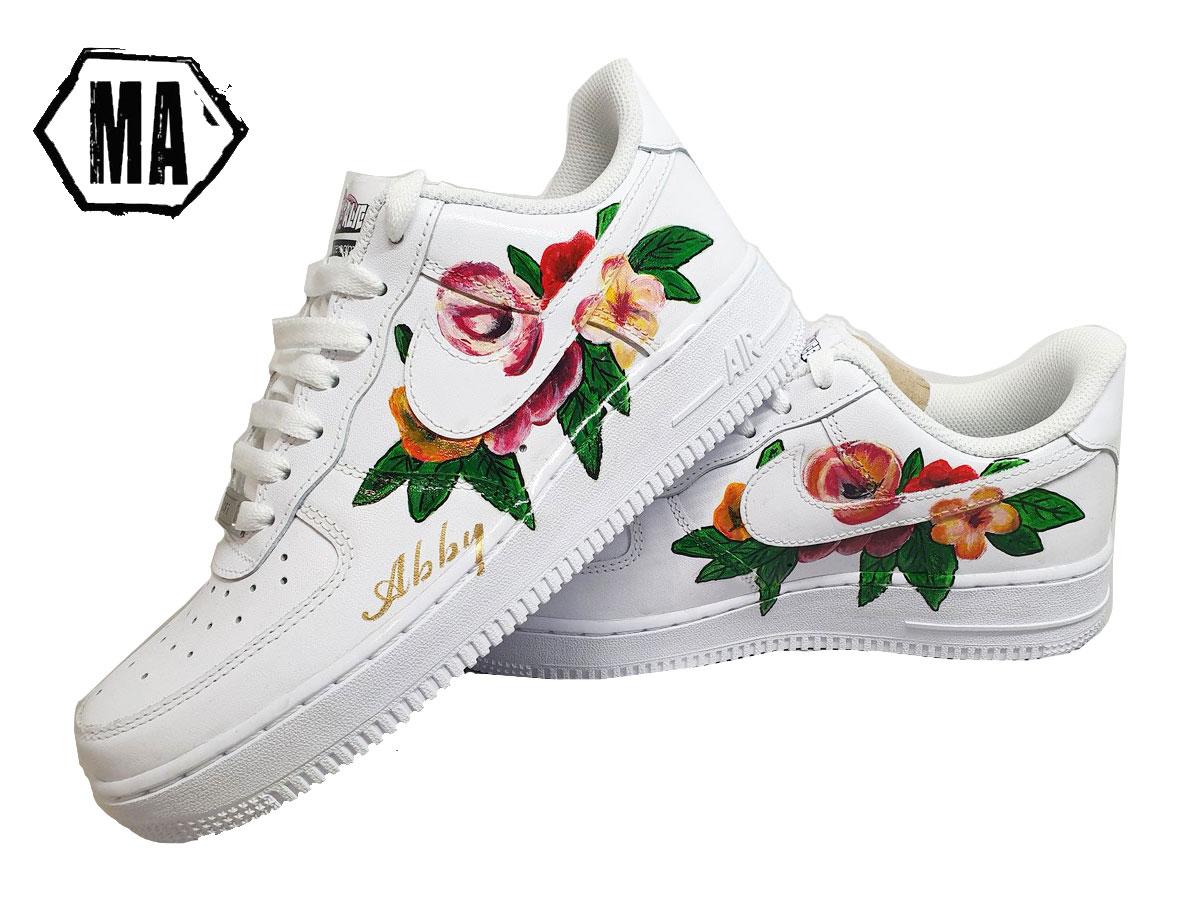custom flower af1 australia