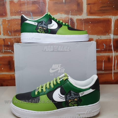 Custom canberra raiders shoes