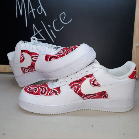 Custom bandana shoes Australia