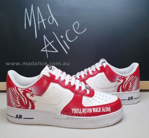 Custom liverpool shoes Australia