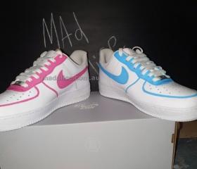 Custom Nike Af1 Australia