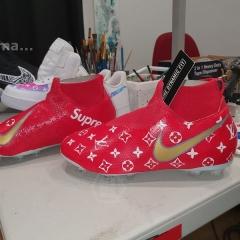 Custom soccer boots Australia