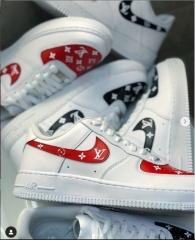 Custom LV Kicks Australia