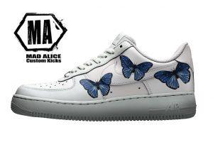 custom af1 butterfly