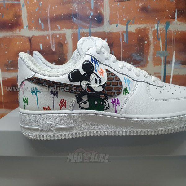 mickey custom kicks