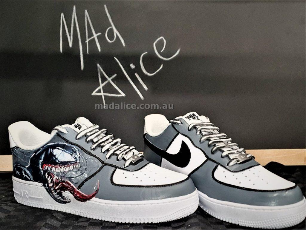 venom custom kicks australia