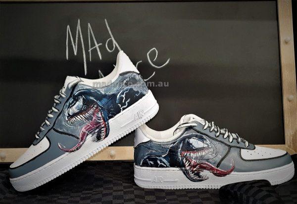 venom custom kicks