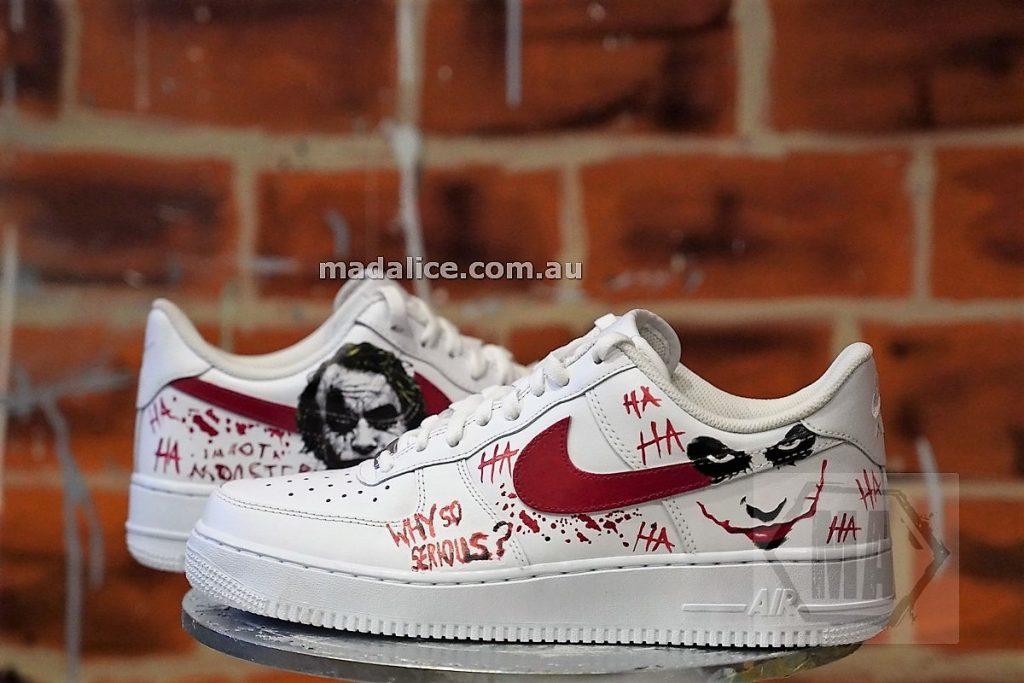 joker custom shoes