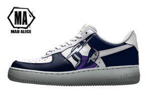 custom storm shoes