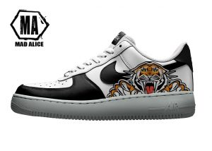 wests tigers custom shoes
