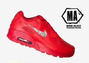 red diamond kicks