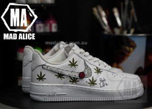 weed high life af1