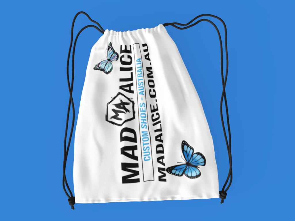 limited edition drawstring-bag