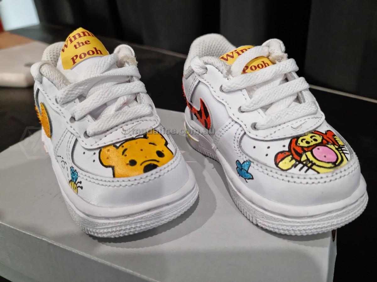 custom baby nike shoes