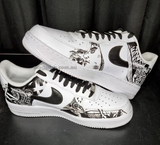 custom painted shoes mad alice australia