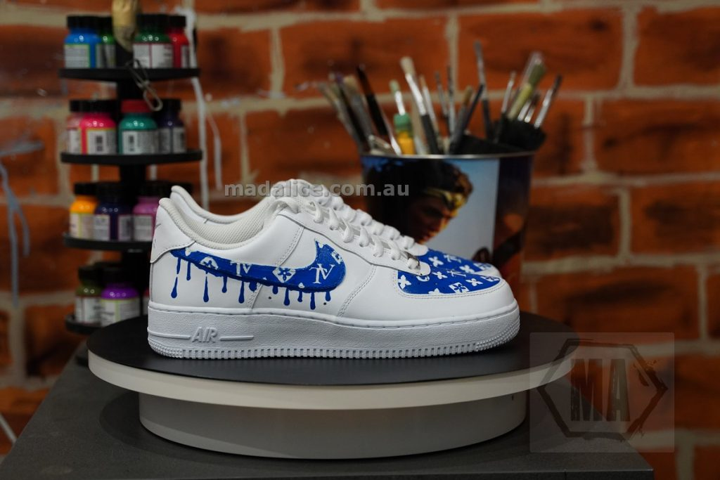 hand painted custom shoes