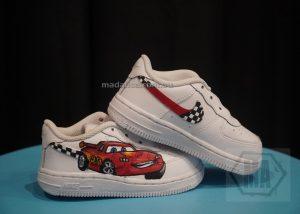 cars custom kids kicks