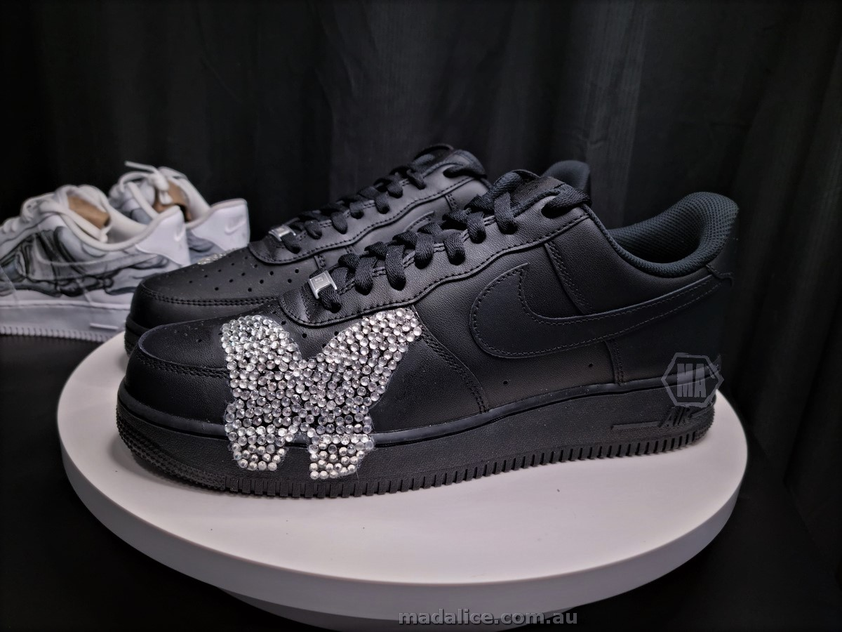 custom butterfly shoes Australia