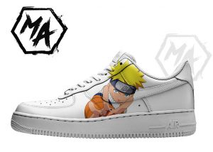 anime custom af1 kicks