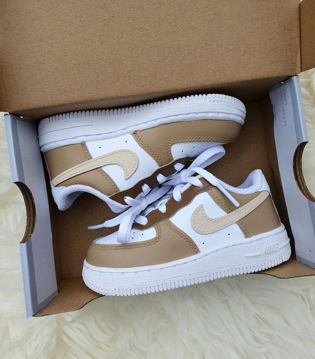 kids custom af1 sneakers australia